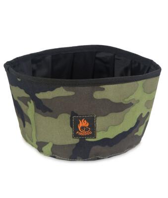 Firedog foldbar vandskål - 2 Liter