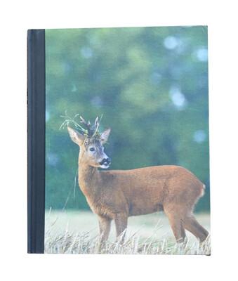 Bog - Jagtjournal - Gæstebog med DIT eget print