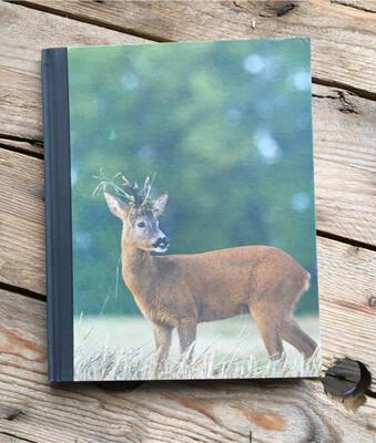 Bog - Jagtjournal - Gæstebog
