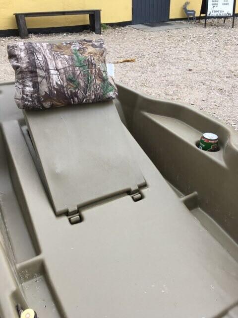 Beavertail Predator skjul