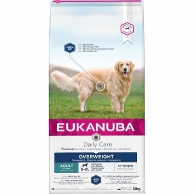 Eukanuba Dailycare - overweight / sterilized 12 kg.