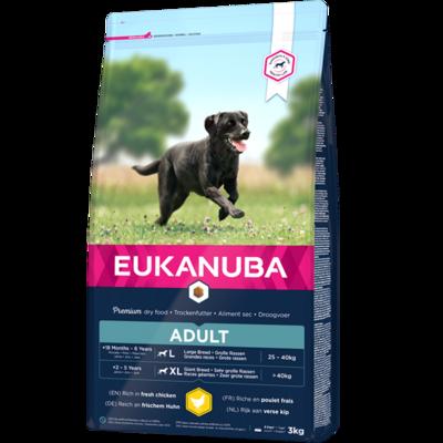 Eukanuba Adult Large Breed 15 kg.
