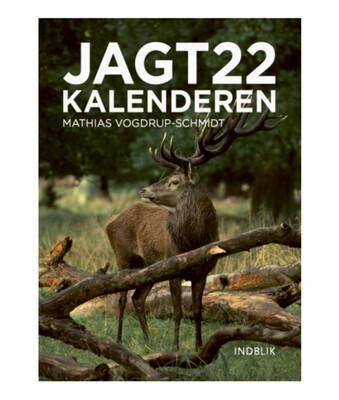 Jagtkalender 2022 - Bog