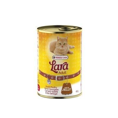 Lara Adult fjerkræ dåsemad 415 gram.