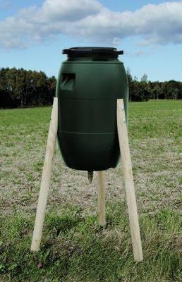 Komplet vildfoderautomat