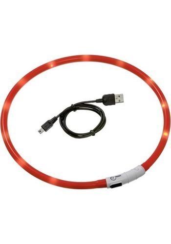 LED halsbånd - Orange