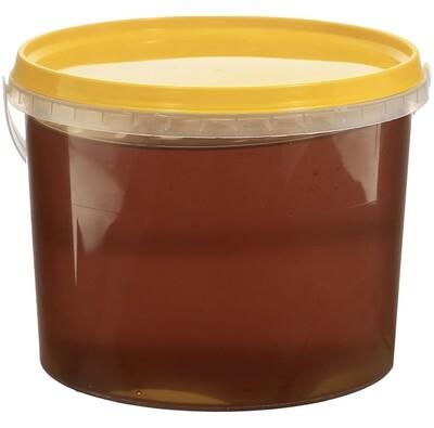 Мёд разнотравье (3 литр/4,5 кг.)