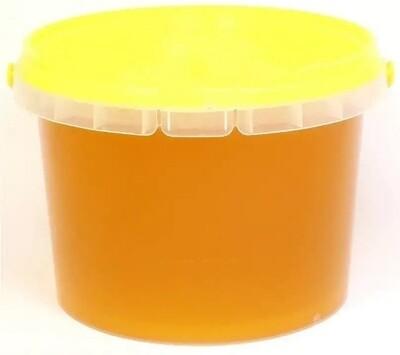 Мед подсолнечный (3 литра/4,5 кг.)