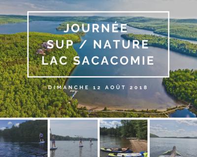 Lac Sacacomie Sup / Nature dimanche 12 août