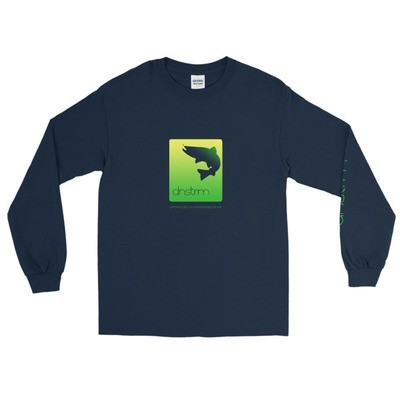 Downstream Fade Trout Long Sleeve