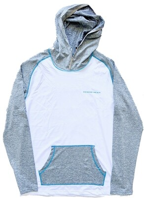 Downstream Men's 2019 Sun Hoodie