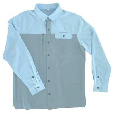 Downstream 2020 Mens (Uni) LS A/C Shirt