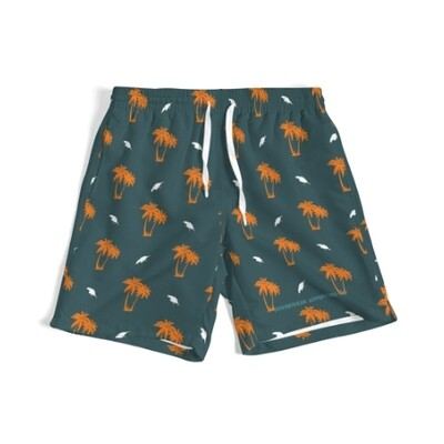 Downstream Men's/Uni Tarpon Paradise Trunk