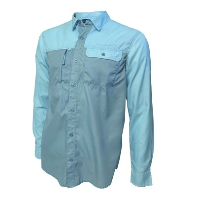 Downstream 2020 Mens (Uni) LS A/C Shirt