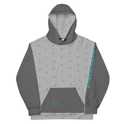 Downstream MNS/UNI All-Over Hoodie