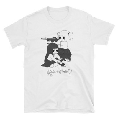 Schoolgirls T-Shirt