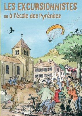 Les excursionnistes ou à l'école des Pyrénées