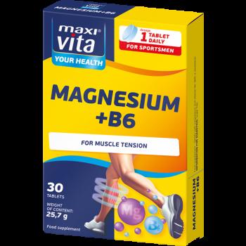 Magnesium plus B6