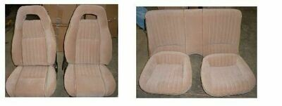 PMD Seat Upholstery Set (Split rear seat)