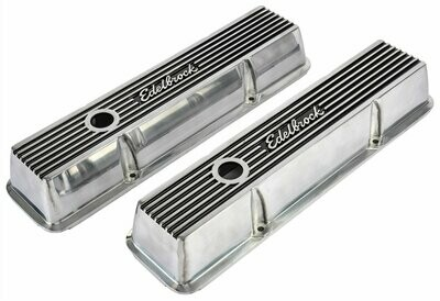 Edelbrock Elite II Valve Covers Small Block Chevy 262-400