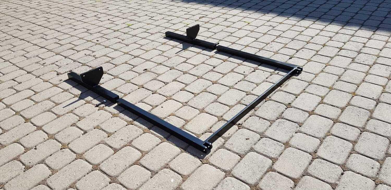 Knight Rider KITT Tow bar - Aluminum