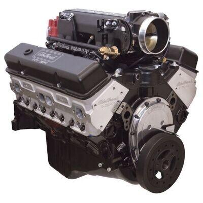 Edelbrock Crate Engine, GM 9.5:1, Performer RPM, Pro-Flo 4 XT EFI