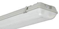 LED - Vaport Tight Fixture - IP65 - 2ft. 4ft. - Surface or Hanging Mount