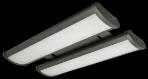 LED - 2' Linear High-Bay Fixture - 2 Lamp