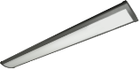 LED - 5' Linear High-Bay Fixture - 1 Lamp