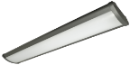 LED - 4' Linear High-Bay Fixture - 1 Lamp