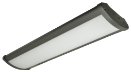 LED - 2' Linear High-Bay Fixture - 1 Lamp