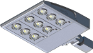 LED - Modular Area / Parking - M3 (Mounting Arm Included)