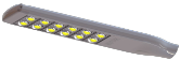 LED - Modular Street Light / Roadway / Cobra Head - M6