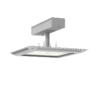 LED - Gas Station Canopy - Surface / Recessed / Pendant Mount