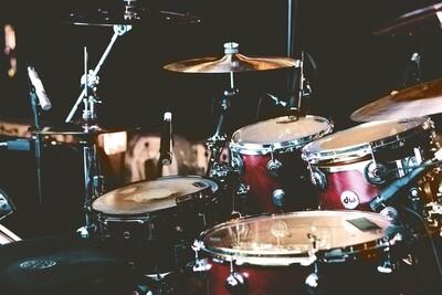 4 Drum lessons