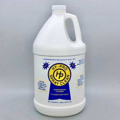 HYPRO SPRAY CLEEN 1, 2 or 4 Gallons
