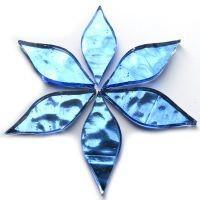 Mirror Petals - Glacial Blue