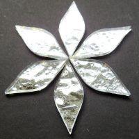 Mirror Petals - Silver