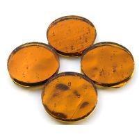 Mirror Circles 25mm, Copper