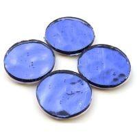 Mirror Circles 25mm, Purple
