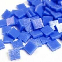 Matte True Blue