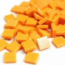 Matte Orange Opal