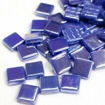 12mm: Warm Blue Iridised