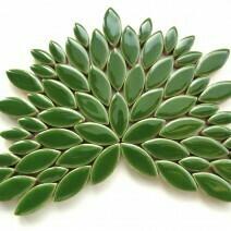 Ceramic Petals: Eucalyptus