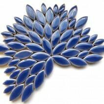 Ceramic Petals: Delphinium