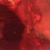 Red Wavy