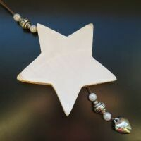 Star hanging decoration