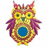 Owl 20cm: Rock On