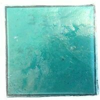 Clear light Teal (1 plaquette)