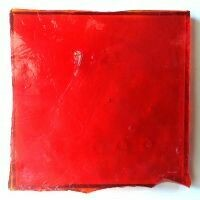 Clear Red (1 plaquette)